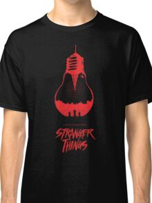 Stranger Things - Light Classic T-Shirt