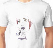 galaxy make up Unisex T-Shirt