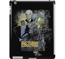 TIME LORD: Return of the Doctor iPad Case/Skin