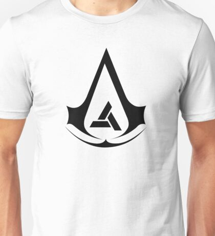 Assassins creed = Abstergo Industries Unisex T-Shirt