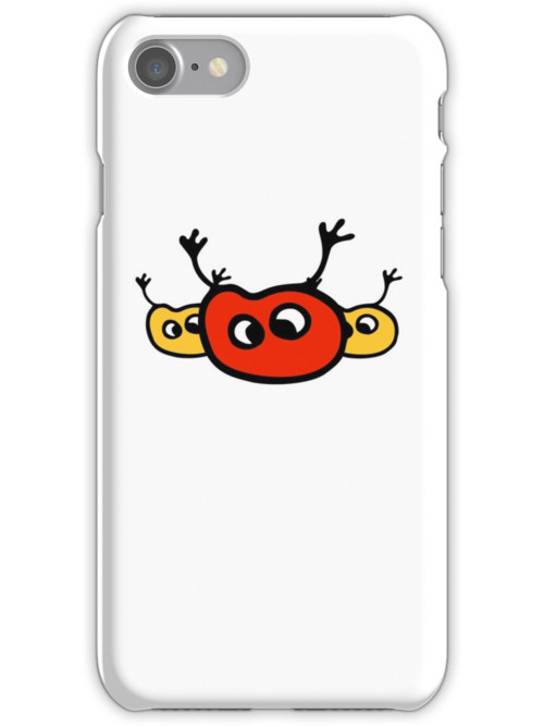 Stupid but cute bugs by Boriana Giormova