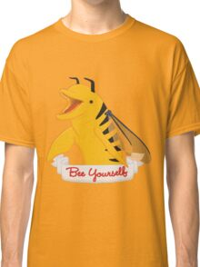 Bee Yourself Penguin Classic T-Shirt