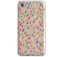 Funny Drops iPhone Case/Skin