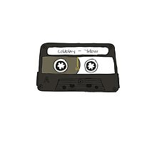 Coldplay ~ Yellow Tape by LivsDoodles