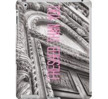 Fresher than you. iPad Case/Skin