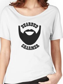 The Bearded Charmer Women's Relaxed Fit T-Shirt