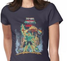 HU-MAN Womens Fitted T-Shirt