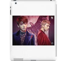 BTS/Bangtan Sonyeondan - Wings (JUNGKOOK & RM) #2 iPad Case/Skin