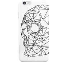 Wire Skull iPhone Case/Skin