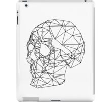 Wire Skull iPad Case/Skin