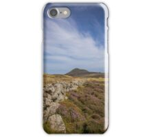 Scottish Hills in the Summer iPhone Case/Skin