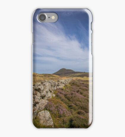 Scottish Hills in the Summer iPhone Case/Skin