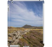 Scottish Hills in the Summer iPad Case/Skin