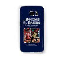 Doctors & Daleks Samsung Galaxy Case/Skin