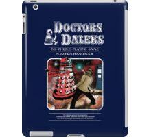 Doctors & Daleks iPad Case/Skin