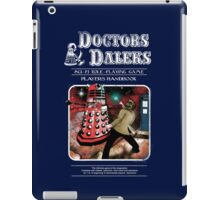 Doctors & Daleks iPad Case/Skin