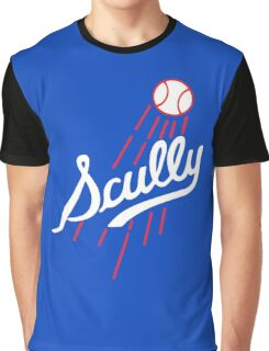 Vin Scully Graphic T-Shirt