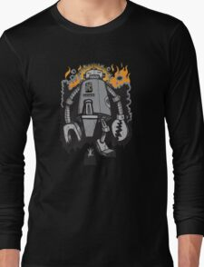 Attack of the 60ft Robot Long Sleeve T-Shirt