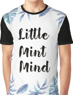 Littlemintmind Graphic T-Shirt