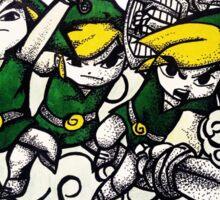 Link - Fanart Sticker