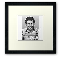 Narcos Gifts and Merchandise Framed Print
