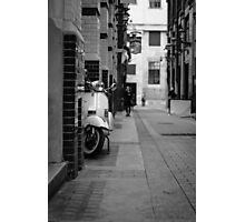 Street Parking Photographic Print