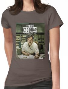 Narcos Shirt New Design Womens Fitted T-Shirt