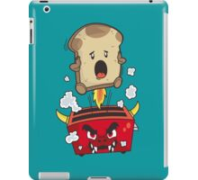 The Toadster! iPad Case/Skin