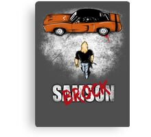 Samson Canvas Print