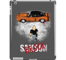 Samson iPad Case/Skin