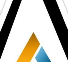 Assassins creed = Abstergo Industries Sticker