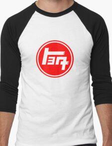 Classic Toyota Logo Men's Baseball ¾ T-Shirt
