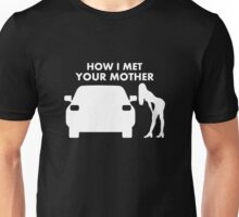 How I Met Your Mother T-shirts And Stickers Unisex T-Shirt