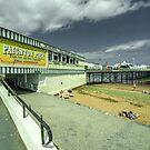 Paignton Pier   fun for all  by Rob Hawkins