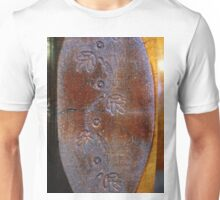 candle holder with vines detail Unisex T-Shirt