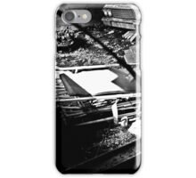 The Walked Away iPhone Case/Skin