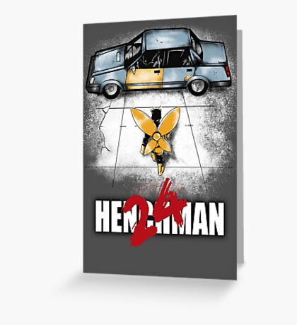 Henchman Greeting Card