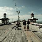 Blackpool North Pier  by Rob Hawkins