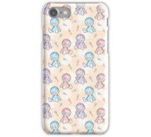 Happy Sack doll iPhone Case/Skin