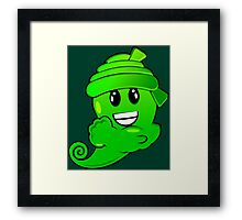 Green Djin VRS2 Framed Print