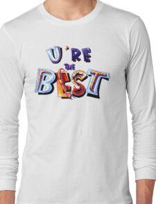 Earthworm Jim - U're the Best Long Sleeve T-Shirt