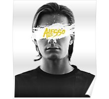Alesso Face Poster