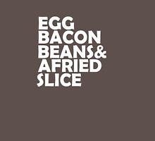 Egg Bacon beans Unisex T-Shirt