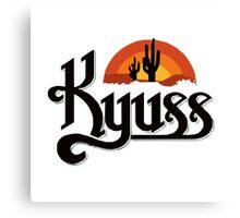 Kyuss Canvas Print