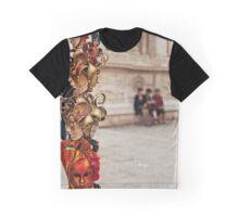 Masquerade  Graphic T-Shirt