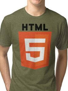 SILICON VALLEY Tri-blend T-Shirt