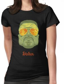 BIG LEBOWSKY Womens Fitted T-Shirt