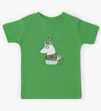 Lost at Sea Kids Clothes