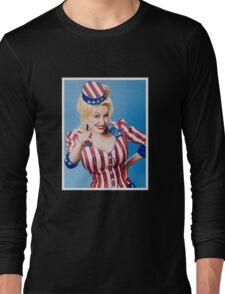 Parton Wants You Long Sleeve T-Shirt
