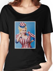 Parton Wants You Women's Relaxed Fit T-Shirt
